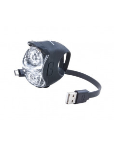 Front light Jet Black