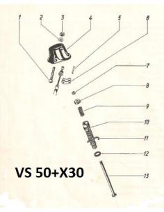 Ventil 60 mm