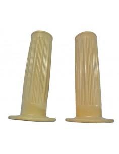 Gummihandtag krämig vit Magura modell