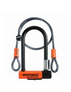 Bygellås med kabel, Kryptonite