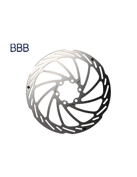BBB Bromsskiva Powerstop 160mm