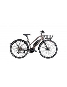 Ecoride Bright Uni E5000 28 M10  Black