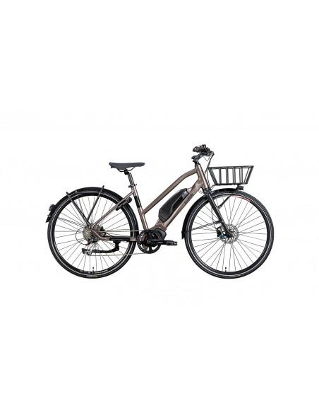 Ecoride Bright Uni E5000 28 M10  Black