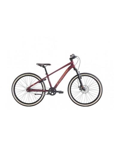 Crescent Jare, 7-vxl, 24, Röd Matt