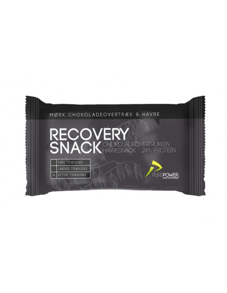 Purepower Recovery bar wheat