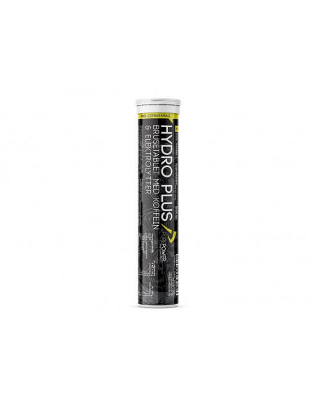 Purepower Electrolyte Tab Citrus