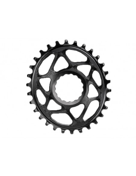 Absolute Black Chainring Singlespeed 34T Svart