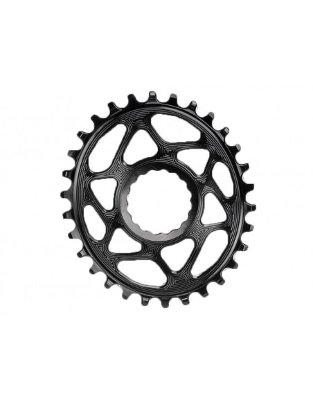 Absolute Black Chainring Singlespeed 36T Svart