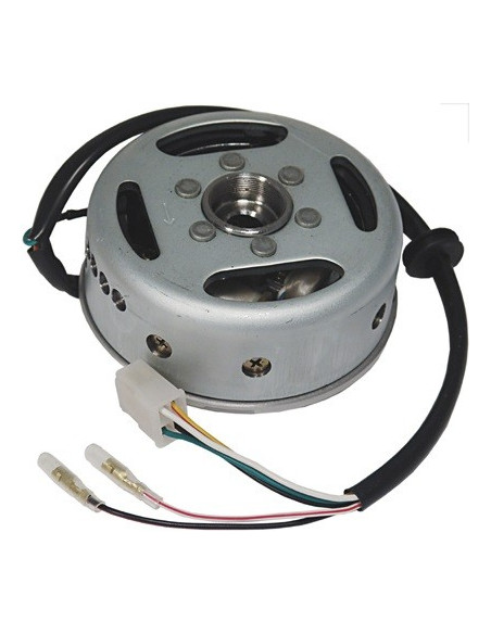Tändssystem med svänghjul DT50MX