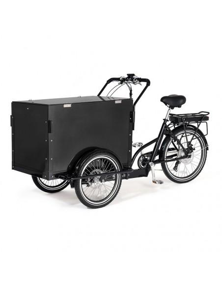 Cargobike Classic Box Electric Hydralic