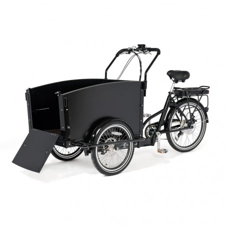 Cargobike Classic Electric DOG Hydralic