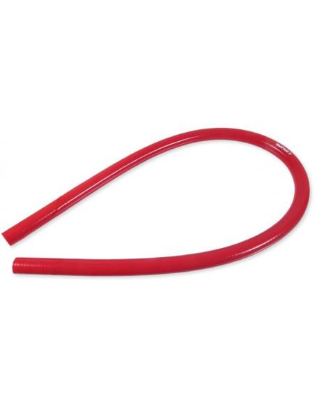 Siliconslang 120 cm, dia 16, Röd