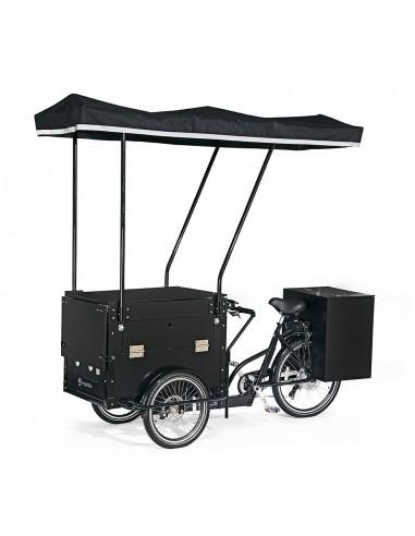 Cargobike Cafe Electric Hydralic