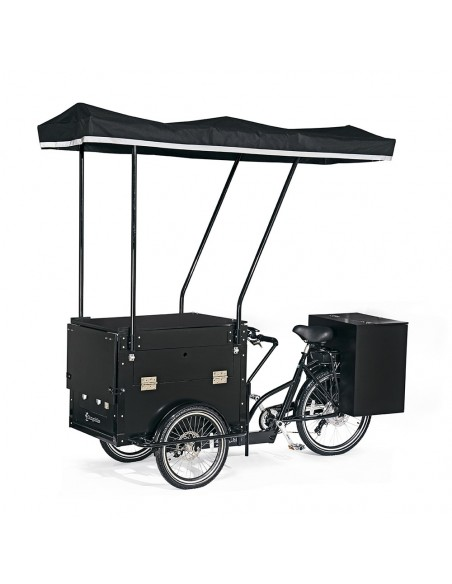 Cargobike Cafe Electric Hydralic