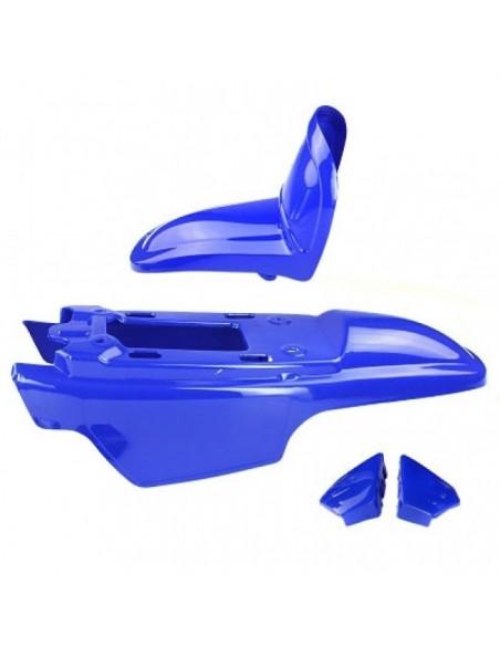 Kåpsats PW50, blå