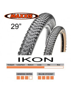 Maxxis Ikon TR tubelessready, 29x2.20