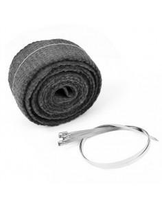 Värmebandage(2X50 mm X 3 mtr) svart