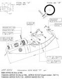 Avgassystem LeoVince TT Yamaha