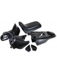 Kåpkit ink tank/sadel, svart.