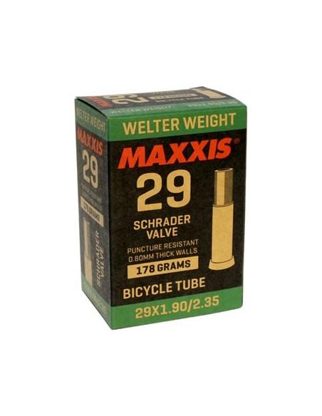 Slang 29 tum, Maxxis 29X1.90/2.35, bilventil