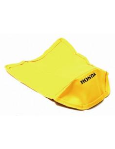 Sadelklädsel gult Honda MT50