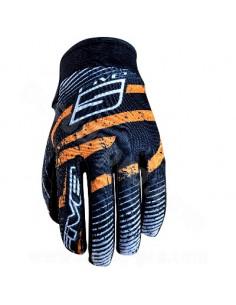 Gants Five Planet handske S, orange