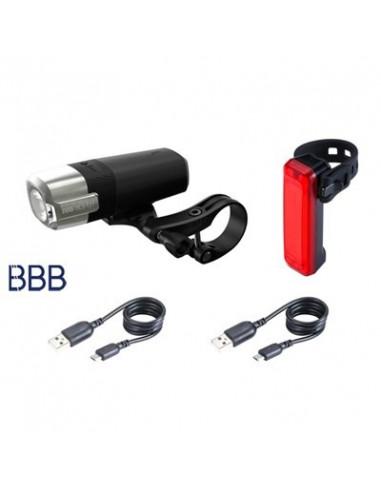 BBB ComboStrike belysningsset