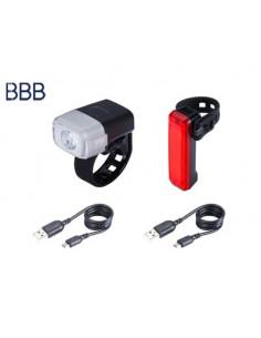 BBB Nanostrike 400 belysningsset
