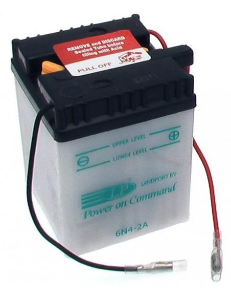 Batteri 6N4-2A