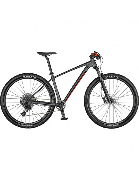 Scott Scale 970 dark grey (EU) M