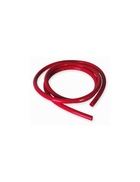 Bensinslang Röd 1m