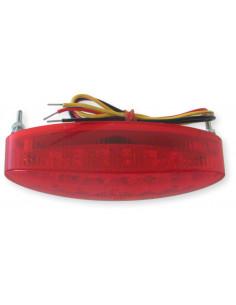 Baklampa, LED, CE-godkänd