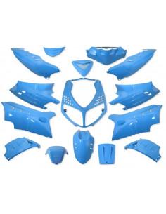 Kåpor Komplett, Isblå