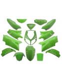 Kåpor Komplett, Kawasakigrön