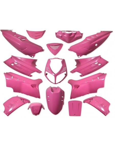 Kåpor Komplett, Pink