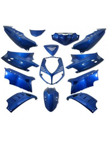 Kåpor Komplett, Bluemetall