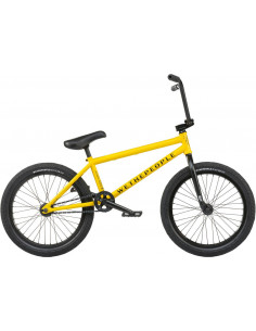 "Wethepeople Justice 20"", Freestyle BMX, Matt Taxi Yellow"