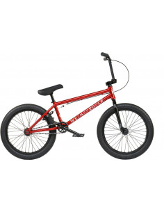 "Wethepeople Arcade 20"", Freestyle BMX 20.5"", Candy Red"
