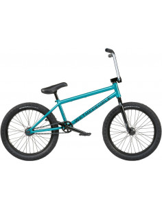 "Wethepeople Crysis 20"" Freestyle BMX 21"", Midnight Green"
