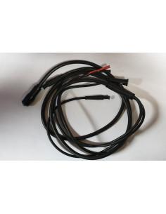EB-bus kabel för frammotor.