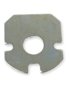 Fotpinne, platta Original Peugeot