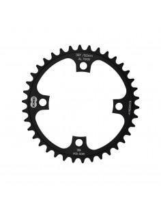 Framdrev KMC, E-bike Bosch BCD 104, 38T, 1/8, 3mm offset