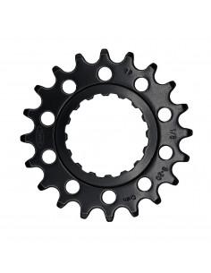 Framdrev KMC, E-Bike Bosch (Gen2) 20T, 1/8