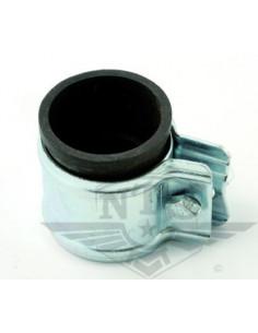 Avgasklammer 28mm med gummi