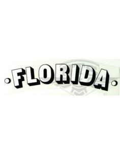 Bakskärmsdekaler Florida