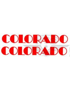 "Tankdekaler ""Colorado"""