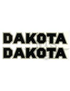 Tankdekaler Puch Dakota 71-76