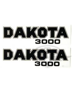 Dekaler till kåpor Dak3000