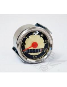 Hastighetsmätare rund 50mm (48mm)