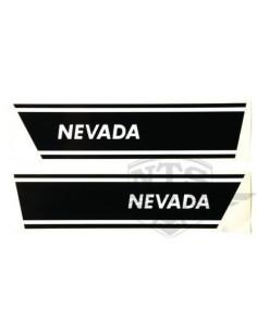 Sidokåpsdekaler Nevada